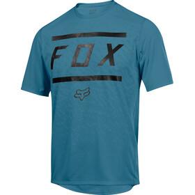 Fox Ranger Short Sleeve Jersey Boys slate blue